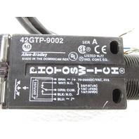 ALLEN BRADLEY  42GTP-9002 PHOTOSWITCH PHOTOELECTRIC SENSOR