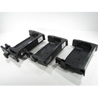 LOT OF 3 EMS TECHNOLOGIES  LXE INC 2381A003VMCRADLE CRADLE VEHICLE MOUNT FOR MX3