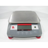 OHAUS RANGER 3000 R31P6 INDUSTRIAL BENCH SCALE