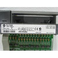 ALLEN BRADLEY 1746-IB32 INPUT MODULE 32POINT DIGITAL 15-30VDC SLC500