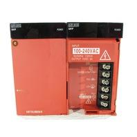 MITSUBISHI Q61P POWER SUPPLY 6AMP 100/240VAC OUTPUT: 6AMP 5VDC