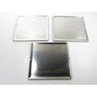 LOT OF (3) SHINKO DENSHI CG-6200 BALANCE SCALE PLATE