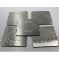 LOT OF (5) A&D GX-6000 BALANCE SCALE TOP PLATES
