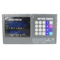 METTLER TOLEDO JAGXTREME SCALE FACE PLATE B16020400A DISPLAY BOARD