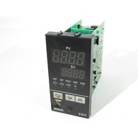OMRON E5EKAA2  DIGITAL CONTROLLER 96X48MM 2ALARM 100-240VAC