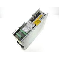 * INDRAMAT TDM 1.2-100-300-W1 AC SERVO CONTROLLER