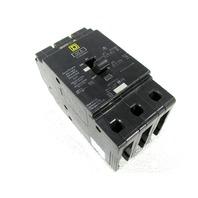 SQUARE D EDB34060 CIRCUIT BREAKER 60 AMPS 3 POLE 480V