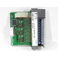 ALLEN BRADLEY 1746-IB16 INPUT MODULE 16POINT DIGITAL 10/30VDC SLC500