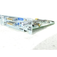 CISCO WIC 2A/S INTERFACE CARD