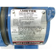 AMETEK  DREXELBROOK PXLX3-14-A2B1 LINE POWERED LEVEL SWITCH INTEGRAL SERIES