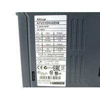 * TELEMECANIQUE SCHNEIDER ELECTRIC ATV312HU22N4 AC DRIVE 3 HP 480V 3 PHASE