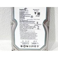 "* SEAGATE BARRACUDA ES.2 ST3750330NS 750GB 3.5"" HDD HARD DRIVE #2"