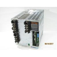 NIKKI DENSO NCR-CAB1A2C-113B AC SERVO DRIVER 46.6-93.2A 24VDC
