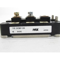 POWEREX CM150DY-24A S41AA1 IGBT MODULE, 1.2KV, 150A