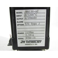 JH TECHNOLOGY JH4130-AV INPUT TRANSMITTER