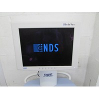 * KARL STORZ ENDOSCOPY CART NDS ENDOVUE BC-X15-A1417 MONITOR