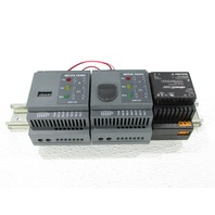 METTLER TOLEDO ARM100  DIGITAL INPUT OUTPUT MODULE W/ WEIDMULLER 9928890024 SWITCH MODE POWER SUPPLY