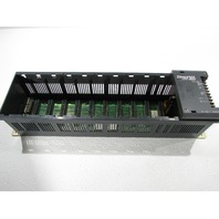 KOYO DIRECT LOGIC 305  9 SLOT RACK