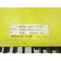 * FANUC A06B-6066-H011 SERVO DRIVE