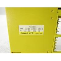 * LOT OF (2) FANUC A03B-0807-C103 INPUT MODULE 16POINT DIGITAL AIDI6C