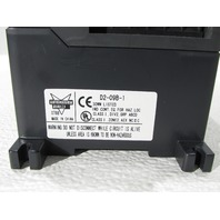 * AUTOMATION DIRECT PLC DIRECT LOGIC 205 D2-09B-1 SLOT RACK DL-250-1 F2-08AD-1 D2-08TR