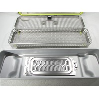 * AESCULAP STERILIZATION TRANSPORTATION STORAGE SCOPE CASE TRAY JK020 JK098 JF435R