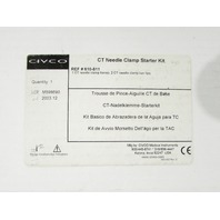 * CIVCO MEDICAL 610-611 CT NEEDLE CLAMP STARTER KIT