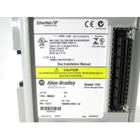 * ALLEN BRADLEY 1783-MX08T STRATIX 8000 EXPANSION ETHERNET MANAGED SWITCH