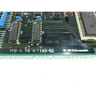 * KAWASAKI TPB-S. V0 N 1AS-52 PC BOARD