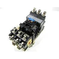 * ALLEN BRADLEY 509-DOD SIZE 3 MOTOR STARTER COIL 115-120 VAC 90 HP 45 AMP MAX
