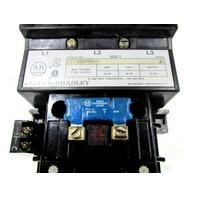 * ALLEN BRADLEY 509-DOD SIZE 3 MOTOR STARTER COIL 115-120 VAC 90 HP 45 AMP MAX #3