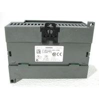 * SIEMENS SIMATIC S7-200 1P 6ES7 214-1AD21-0XB0 PLC MODULE