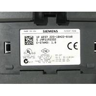 * SIEMENS EM223 223-1BH22-0XA0 I/O MODULE 8IN 8OUT DIGITAL 0.75AMP 24VDC