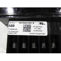 ABB 9672A01G01 B FT1-325 SWITCH