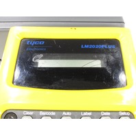 TYCO ELECTRONICS LM2020-PLUS HAND HELD LABEL PRINTER