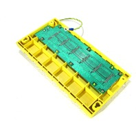 * FANUC A03B-0807-C002 5 SLOT RACK ASSEMBLY