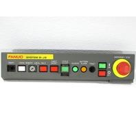 * FANUC SYSTEM R-J3 OPERATOR CONTROL PANEL, A05B-2400-C001 BOARD