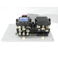 * TELEMECANIQUE  MC-0-274-12 100 AMP 3 PHASE 120V TRANSFER SWITCH CONTACTOR