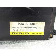 * FANUC A20B-1000-0770-01 SERVO POWER SUPPLY