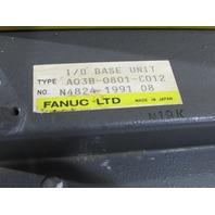 * FANUC A03B-0801-C012 w/ A03B-0801-C462 IA16E OA16D OD16H I/O MODULES