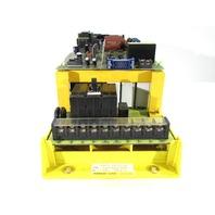 * FANUC A06B-6058-H006 SERVO AMPLIFIER SINGLE AXIS DIGITAL AC SERVO DRIVE
