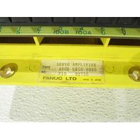 * QTY. (1) FANUC A06B-6058-H005 SERVO AMPLIFIER SINGLE AXIS