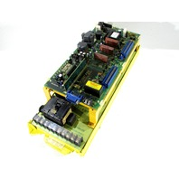 * FANUC A06B-6058-H005 SERVO AMPLIFIER SINGLE AXIS