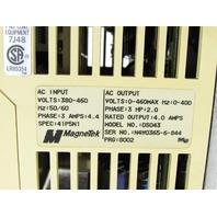 * MAGNETEK GPD 333 DS043 2HP 3PH 460V AC DRIVE *WARRANTY*