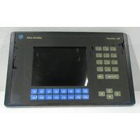 * ALLEN BRADLEY PANELVIEW 900 2711-K9C8 LCD BEZEL KEYPAD