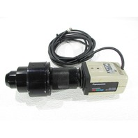 PANASONIC CL110 COLOR CAMERA W/ ROI OPTICAL VIDEO PROBE