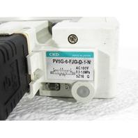 CKD PV5G6-FJG-D-1-N PNEUMATIC VALVE
