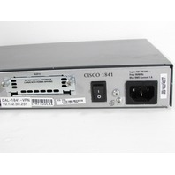 CISCO 1841 47-17016-02 INTEGRATED SERVICE ROUTER