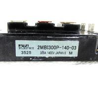 * FUJI ELECTRIC 2MBI300P-140-03 IGBT MODULE