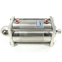 `` NEW VALMET PHCV-125-50-31911 125 mmD 50mm DOUBLE ACTING PNEUMATIC CYLINDER